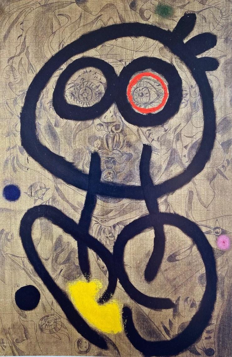 visita guiada en familia a la Fundació Joan Miró con Los Superpoderes del Arte