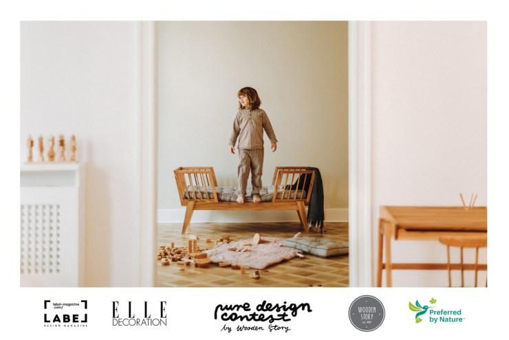 Concurso internacional de diseño infantil Pure Design Contest