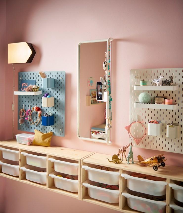 IKEA novedades decoración infantil y papelería vuelta al cole 2021