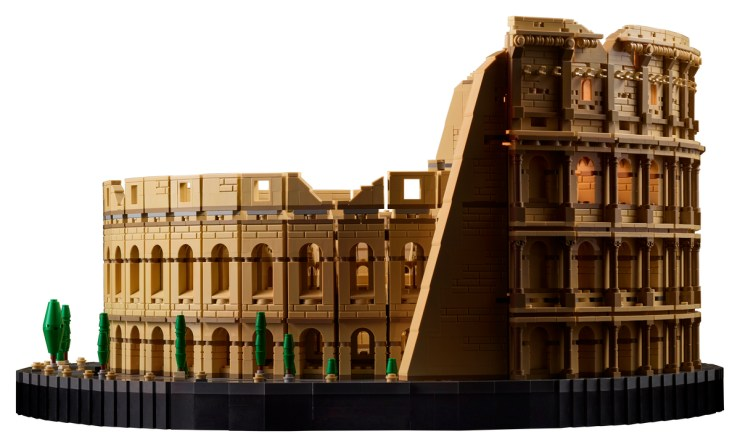 LEGO® Coliseo el set más grande de ladrillos LEGO