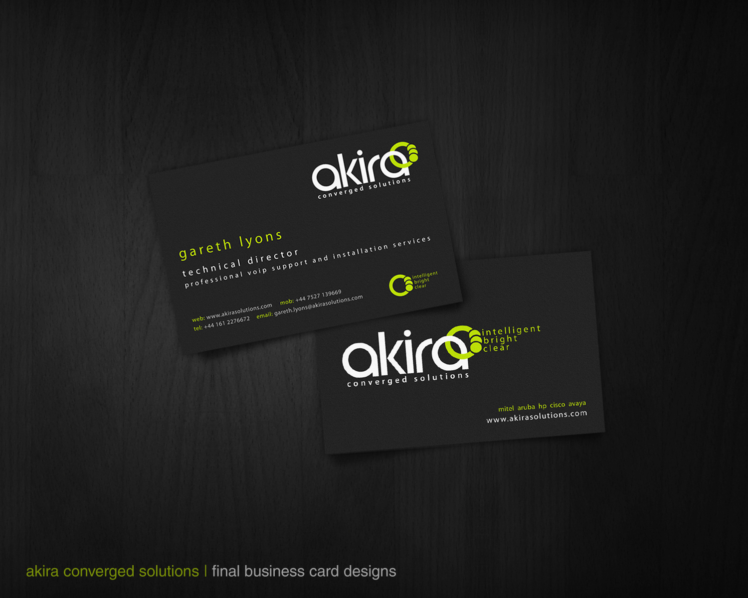 Beautiful Business  Awesome Business Cards  ElasticPanda