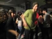 Επικό πάρτι στην καλών τεχνών με βίντεο ντοκουμέντο