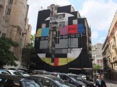 Αυτό υπάρχει στο κέντρο της Αθήνας. Δεν ξέρω ποιος το έκανε αλλά μου αρέσει