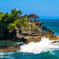 Bali - Templo Pura Tanah Lot