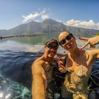 Bali – Piscinas Termais de Toya Devasya em Kintamani.