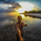 Gili Trawangan – Dia 4, Compras e relaxar na praia.
