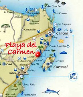 map-playa-del-carmen