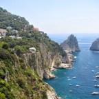 Dicas dos Viajantes – Conhecendo partes da Campania na Itália