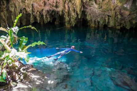 Cenote Mistério Maya