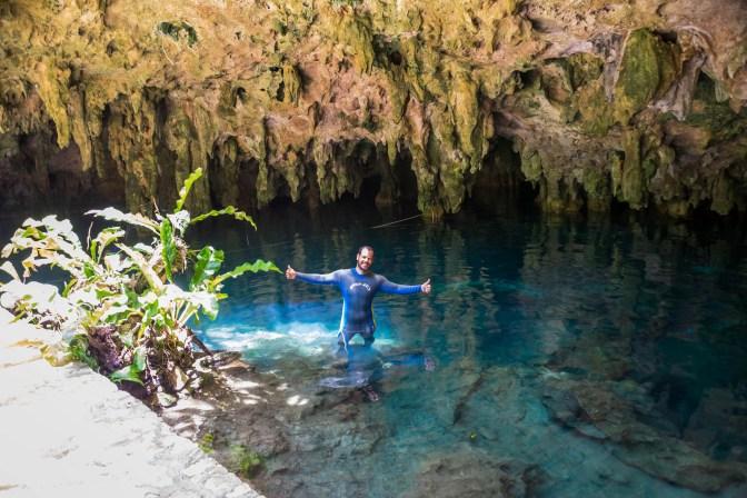 Cenote Mistério Maia