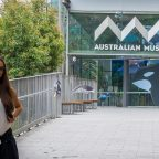 O incrível Australian Museum