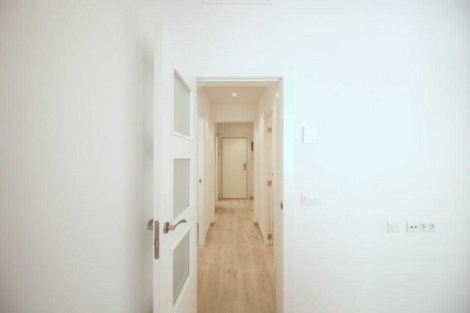 Salón - pasillo