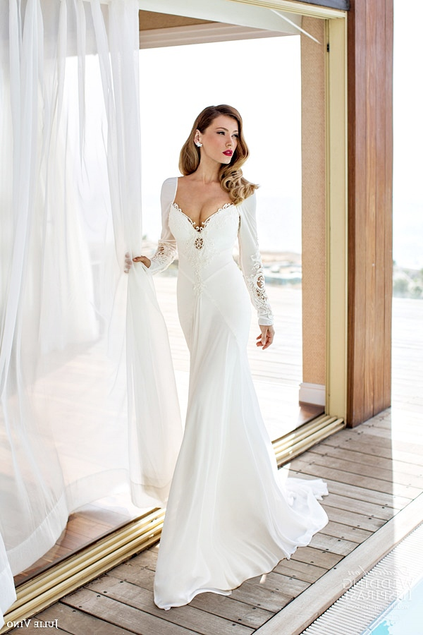 julie-vino-2014-sexy-garden-white-color-wedding-gown-JV26-long-sleeve-lace-wedding-dresses