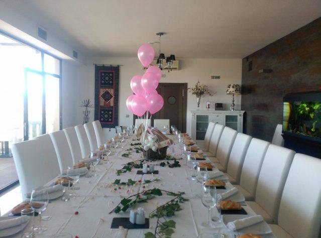 eventos comuniones bodas y bautizos en el atochal toledo