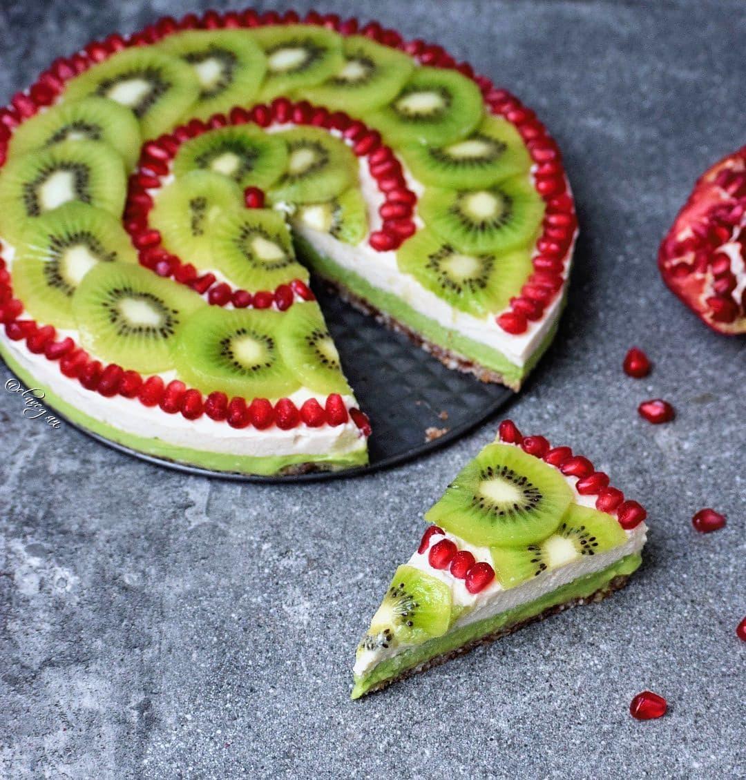 Fruchtiger Kuchen Rezept Himbeerschecke