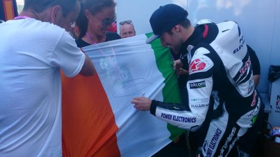 eugene laverty fans 2