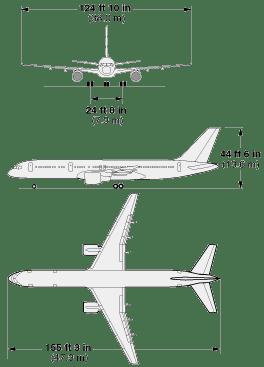 Boeing 757 El Aviador