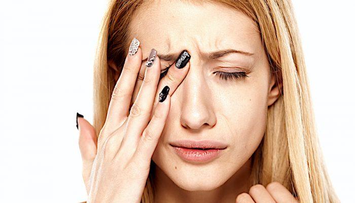 У ребенка болит бровь изнутри. Почему возникает боль над глазом в области брови? Ссадины и раны области лба