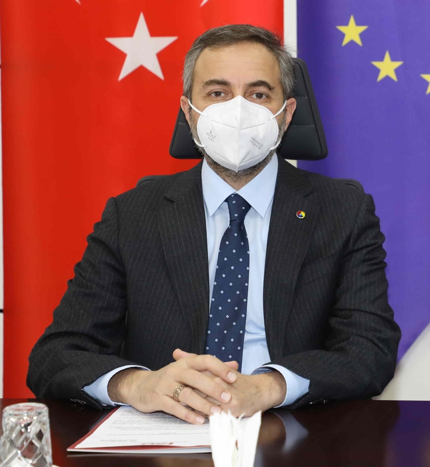 """Elazığ TSO Başkanı Arslan:"""" KSÖ'nün 3 ay daha devam etmesi doğru ve yerinde bir karardır"""""""