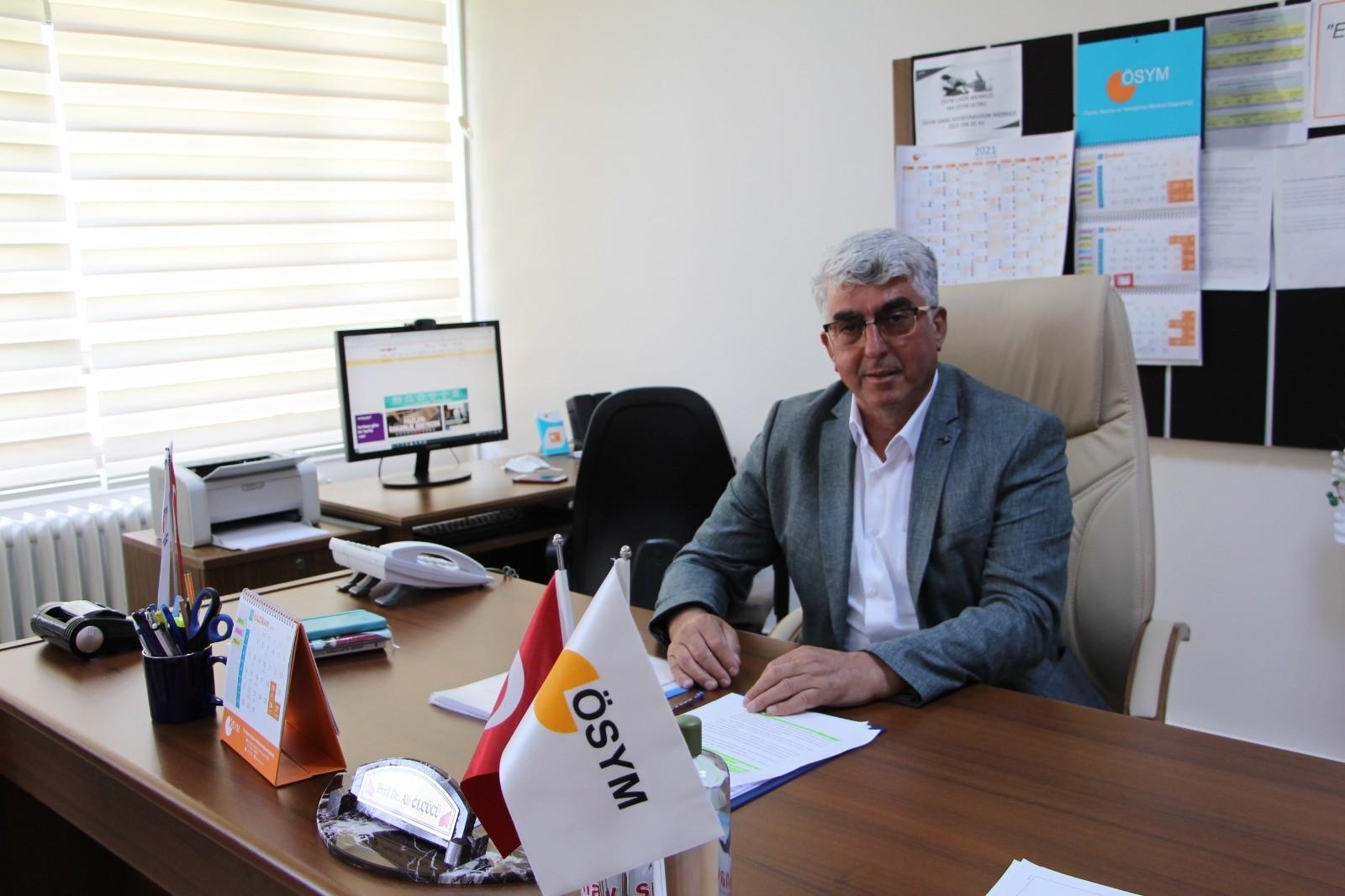Elazığ'da YKS'ye 24 bin 958 aday girecek