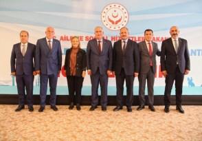 Doğu Anadolu Bölgesi İl Müdürleri toplantıda bir araya geldi