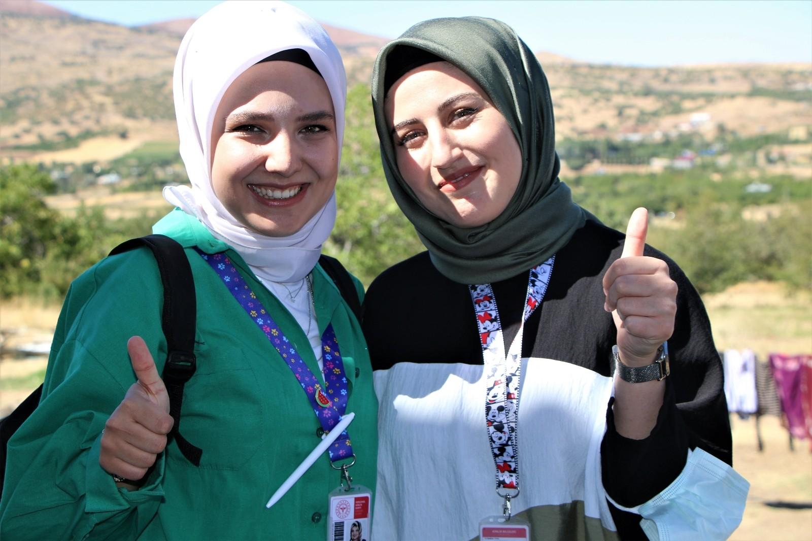 Elazığ'ın vefalı hemşireleri