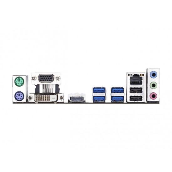 GIGABYTE B450M S2H AM4 AMD B450 SATA 6Gb/s USB 3.1 HDMI