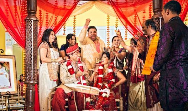 6 تقاليد زفاف هندية ورائها أسباب علمية سوف تدهشك