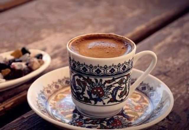 كيف تحضرين القهوة التركية برغوة كثيفة