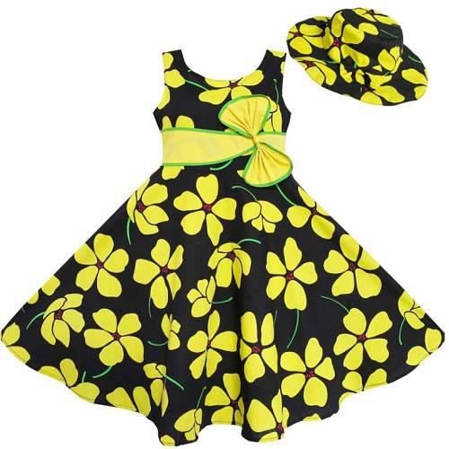 أحدث ملابس أطفال بناتي صيف 2019 جديدة وفريدة من نوعها