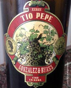 Tío Pepe 2012