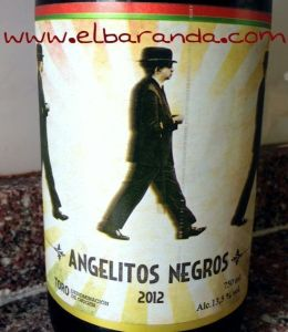 Angelitos Negros 2012