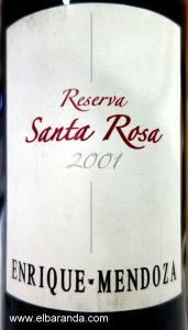 Santa Rosa 2001