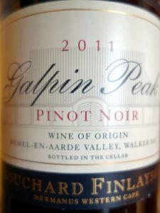 Galpin Peak 2011