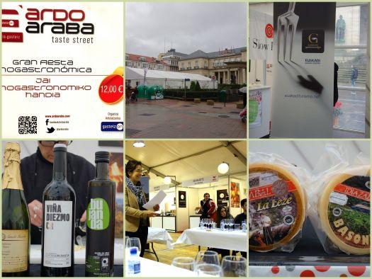 Ardoaraba 2014.  Vitoria - Gasteiz