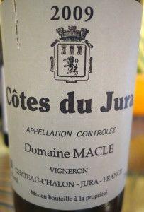 Domaine Macle 2009