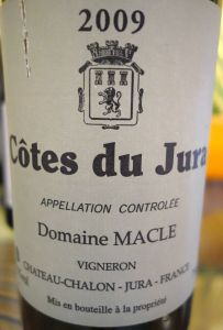 Domaine Macle 2009