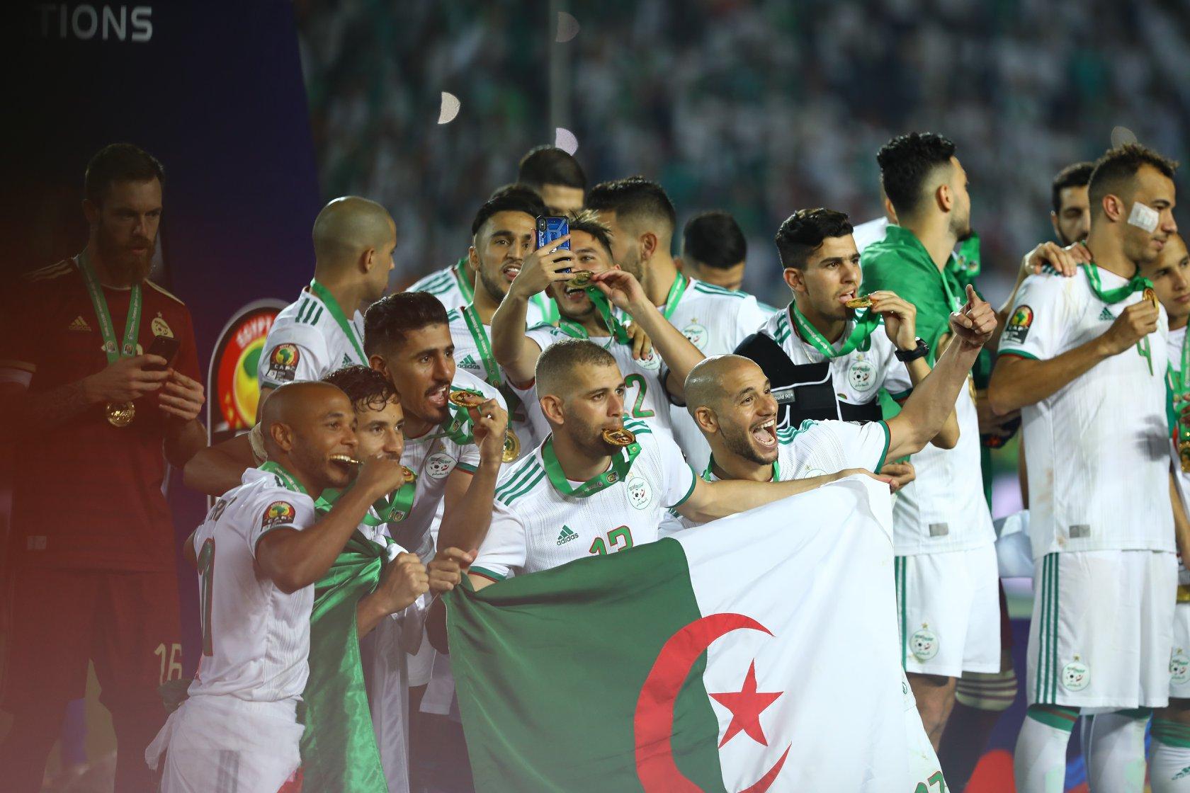 مشاهدة مباراة الجزائر وبتسوانا في تصفيات أمم أفريقيا 2021 جريدة