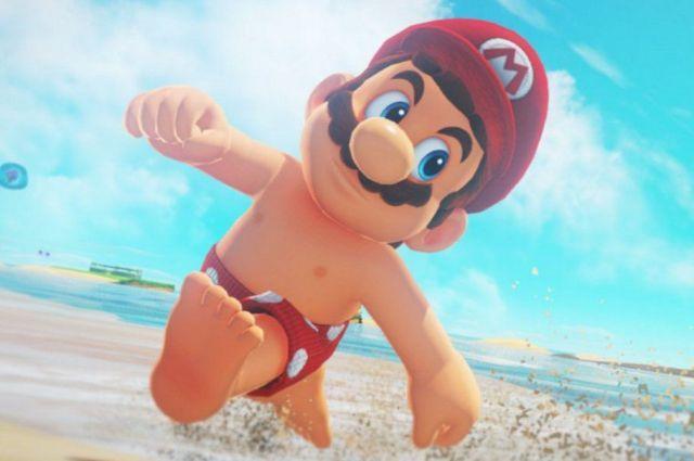 Mario Odyssey Nintendo
