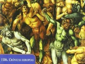 1506 crónicas europeas