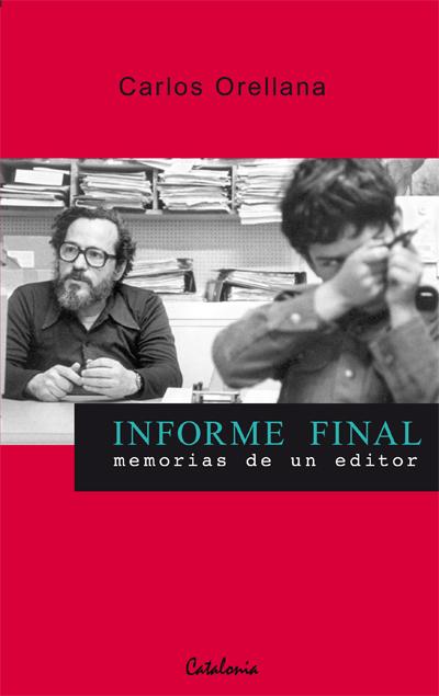 Informe final memorias de un editor