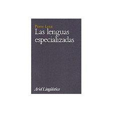 Las lenguas especializadas