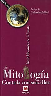 Mitología contada con sencillez
