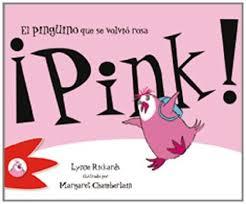 Pink el pingüino que se volvió rosa