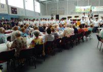 """Feierliche Eröffnung des Chortreffens durch den Landrat """"Jerichower Land"""""""