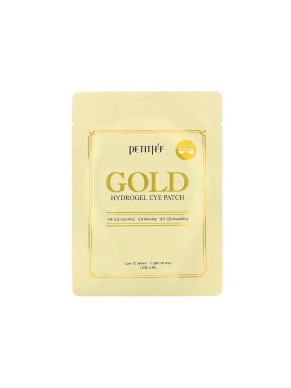 petitfee gold hydrogel eye patch (2τμχ)