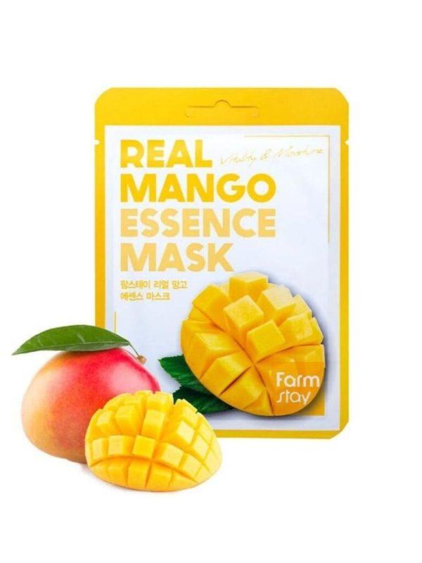 real mango essence mask sheet farmstay (2)