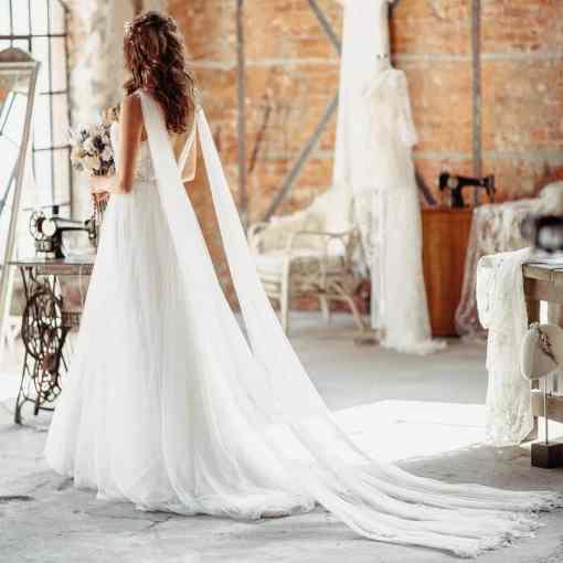 Bridely Made Kiralık Gelinlik