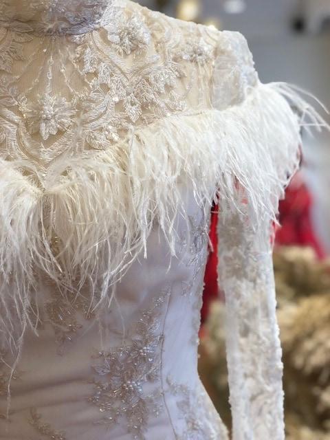 Elif Şimal Kiralık Beyaz Elbise