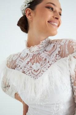 Elif Şimal Nikah Elbisesi